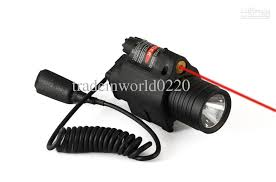 ak 47 laser light combo tactical m6 laser flashlight with cree led use for airsoft m6