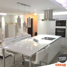 photo cuisine avec ilot central prepossessing cuisine blanc avec ilot central vue meubles fresh on
