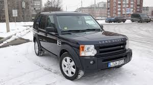 black land rover discovery 2007 land rover discovery specs and photos strongauto