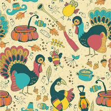 fashioned thanksgiving wallpaper surface covering