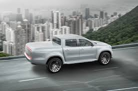 ferrari truck concept mercedes benz x class concept makes its mark automobile magazine