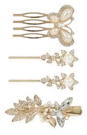 primark hair accessories primark decoratieve haarschuifjes set 4 accessorize