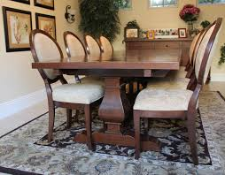 Queen Anne Dining Room Furniture by Custom Extension Segovia Table And Queen Anne Chairs U2013 Mortise U0026 Tenon