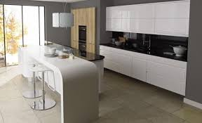 white gloss kitchen doors integrated handle remo gloss kitchens kitchen units