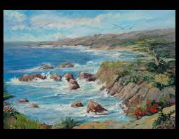 original fine art en plein air oil painting available