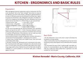 Ergonomic Kitchen Design Kitchen 98 Kitchen Triangle Rule Images Inspirations