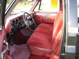 Chevrolet C10 Interior 1981 Chevrolet C10 Autotrends