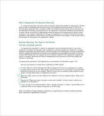 non profit marketing plan template 8 free sample example