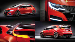 cars honda new honda civic type r concept new car release date and review