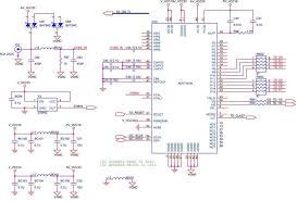 tv decoder wiring diagram components
