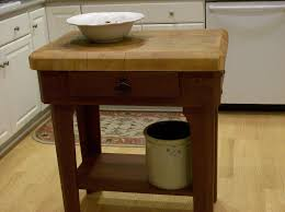 butchers block island country homes wild oak designs the butcher block kitchen island it s for keeps