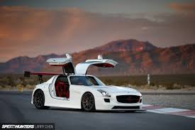 widebody cars wallpaper how to modify a dream car the speedconcepts sls speedhunters