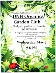 unh organic garden club keeping it real slow u0026 local