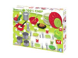 coffret cuisine enfant 100 chef tous les accessoires autour de la cuisine