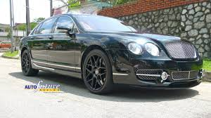 Hre Performance Flowform Feature Ff01 Equipped On A Bentley
