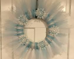 frozen decor etsy
