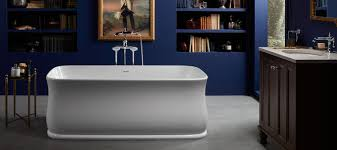 freestanding baths kohler