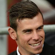 short haircuts eith tapered sides the gareth bale haircut