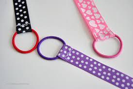 stretchy ribbon ribbon bookmarks sparkles of