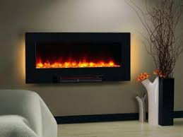 Small Electric Fireplace Wall Mounted Electric Fireplace Heater Mahogany With Remote Mount