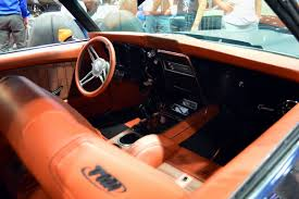 Tmi Interior Street Legal Tv U0027s Top 5 Interiors From The Sema Show Street Muscle