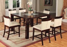 Beautiful Dining Table And Chairs Hack Table Sleek White Dining Table Contemporary Brown Wooden