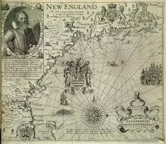 Unc Map John Smith 1580 1631 The Generall Historie Of Virginia New