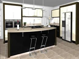 free kitchen design software online with contemporary appliances