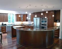 curved kitchen island designs 40 best kitchen islands images on kitchen islands
