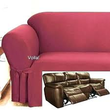 Sofa Cover For Reclining Sofa Reclining Sofa Cover Www Looksisquare