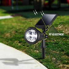 Solar Powered Landscaping Lights Opulent Design Solar Powered Landscape Lights Outdoor
