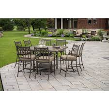 Patio Table And Chairs Set High Top Patio Furniture Set Patio Decoration