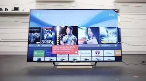 check out this sony 65 inch 4k ultra hd tv with android tv