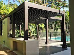 Flat Roof Pergola Plans by Exterior Elegant Metal Pergola Design Ideas With Flat Top And