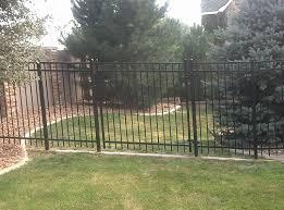 ornamental steel fences