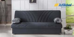 Istikbal Sofa Bed by Max Naturale Black Convertible Sofa Bed By Sunset
