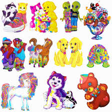 lisa frank outline coloring pages coloring pages