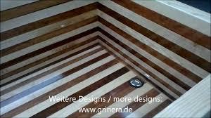 Wood Bathtubs Twinera Rectangle Solid Wood Bathtub From Grinera Youtube