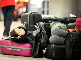 8 tips for how to sleep at the airport travel channel blog roam