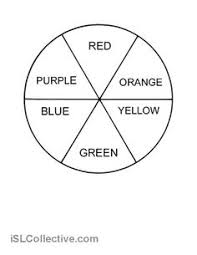 using playdough to teach primary and secondary colours then use