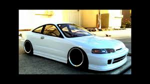 cars honda honda jdm rc cars meet civic ek9 dc2 ap1 slammed hellaflush youtube