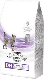 purina pro plan veterinary diets dh dental health formula dry cat