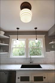 Retro Kitchen Lighting Fixtures Decor Retro Kitchen Light Fixtures And Schoolhouse Electric
