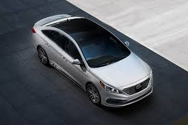 2015 hyundai sonata price and features