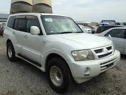 mitsubishi pakistan 2004 at mitsubishi pajero v73w for sale carpaydiem