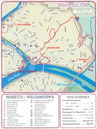 Marietta Ohio Map by Marietta Ohio High Class Of U002757 50th Reunion