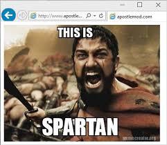 Sparta Meme Generator - spartan jpg 428 373 memes pinterest