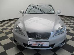lexus co za used used lexus is250 ex a t for sale