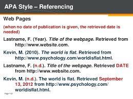 apa format online article no author best ideas of apa format for online source no author about