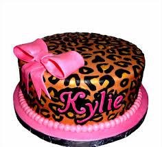 cheetah zebra and pink baby shower cake cheesecake similarhot